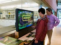 Plant Science Center interactive exhibits