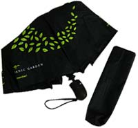PHOTO: collapsible umbrella
