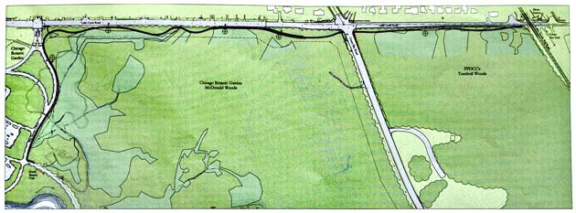 Bike Path Plan