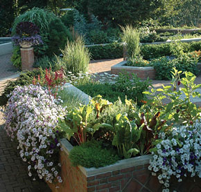 PHOTO: The Buehler Enabling Garden
