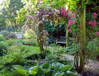 PHOTO: The Courtyard Garden