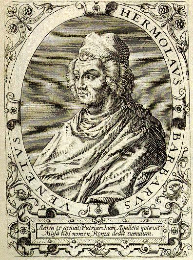 ILLUSTRATION: Hermolaus Barbarus
