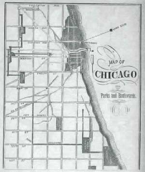 PHOTO: Chicago 1880