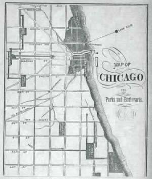 PHOTO: Chicago 1880
