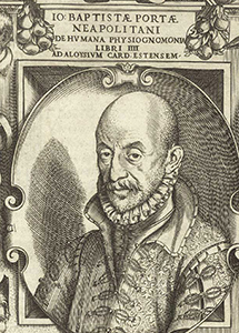 ILLUSTRATION: Giambattista della Porta