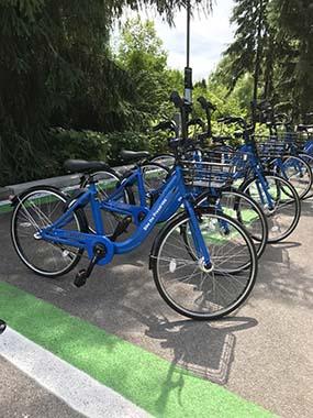 HOPR bike share