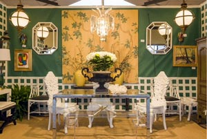 PHOTO: Garden, Antiques & Design Show