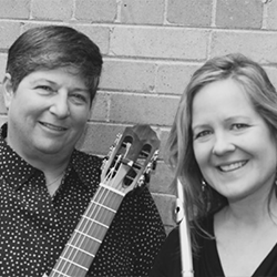 Silver-Rose Flute and Guitar Duo