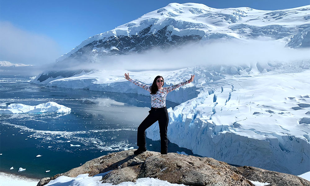 A Journey to Antarctica for Women in STEMM