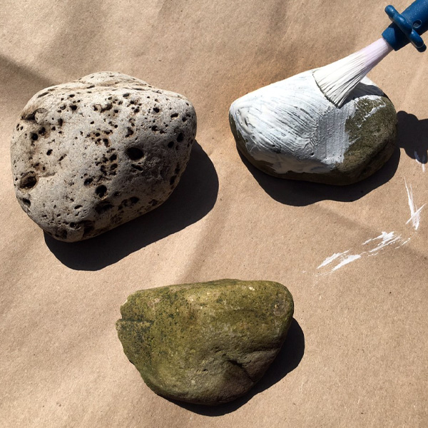Kindness Stone Directions