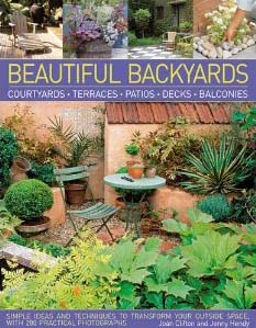 Beautiful Backyards: Courtyards, Terraces, Patios, Decks, Balconies: Simple Idea