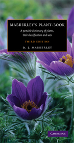 A Portable Dictionary of Plants, Their Classification and Use (Third edition)