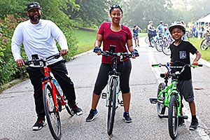 Bike the Garden