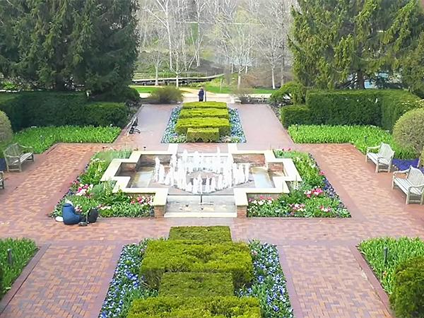 Circle Garden web cam