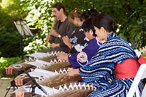 Malott Japanese Garden Children's Festival