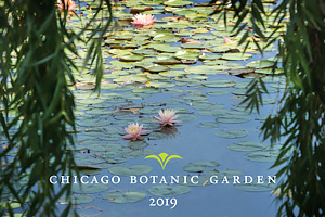 Chicago Botanic Garden Calendars