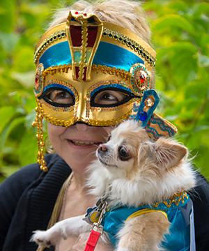 Dog Halloween Parade Chicago 2020 Spooky Pooch Parade | Chicago Botanic Garden