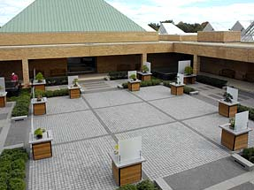 PHOTO: Searle Courtyard