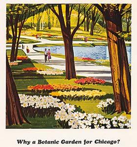 Chicago And Its Botanic Garden Chicago Botanic Garden