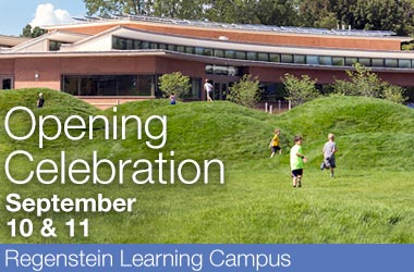 Opening Celebration of the Regenstein Learning Campus