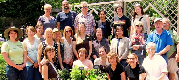 Horticultural Therapy Certificate Students