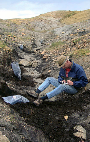Fossil Hunting in Mongolia