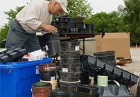 PHOTO: Pot Recycling