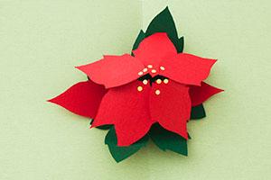 Pop-Up Paper Holiday Card Workshop