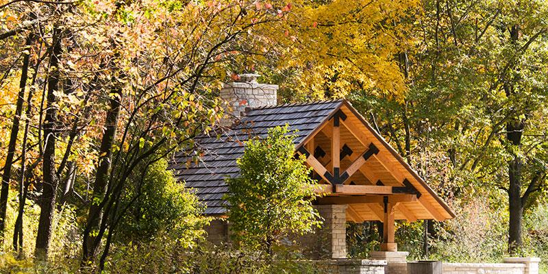 McDonald Woods in fall