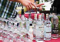 Lift Your Spirits: Craft Spirits Tasting at the Garden