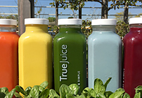 TrueJuice at the Fruit & Vegetable Garden