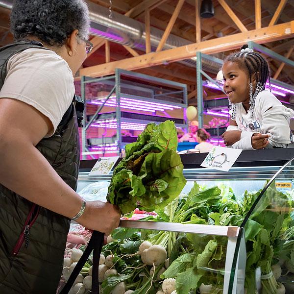 Farm On Ogden Market