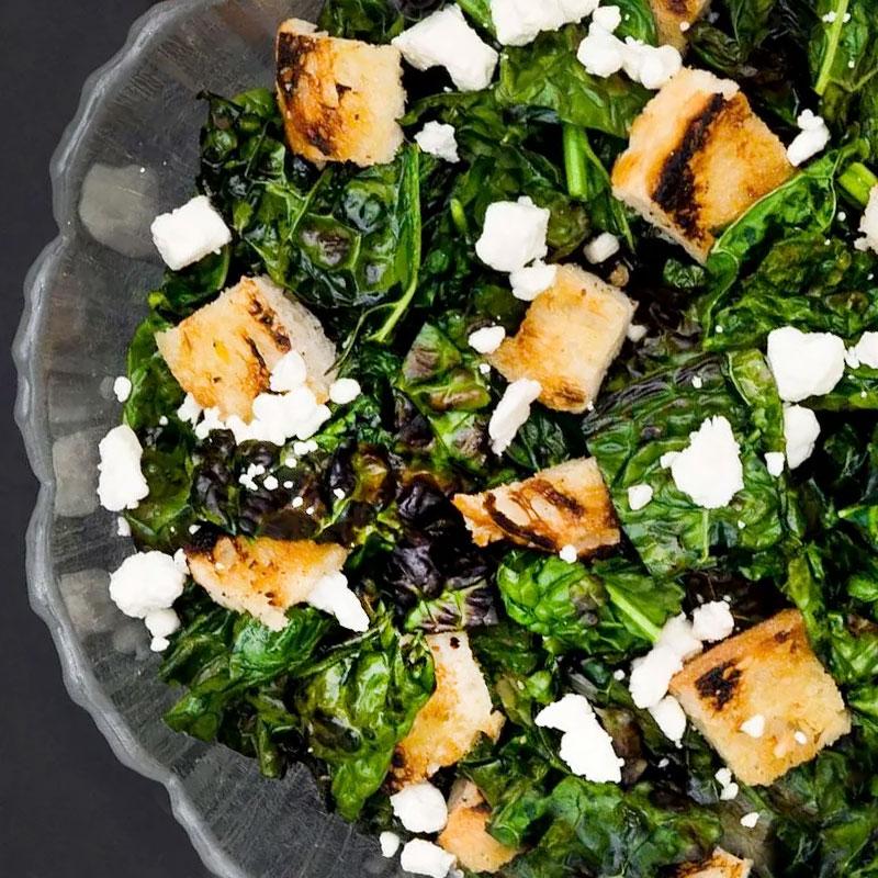 Leafy Recipes
