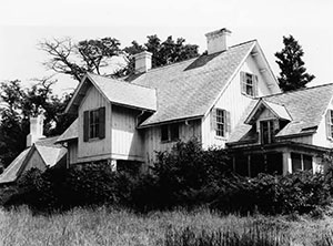 PHOTO: Robert Kennicott House at The Grove, Glenview, Illinois