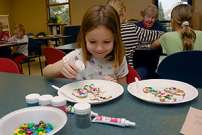 Weekend Family Class: Joyful Gingerbread