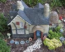 Faerie Garden and other themed garden designs