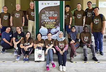 Southeast Asian Fungal Conservation Workshop