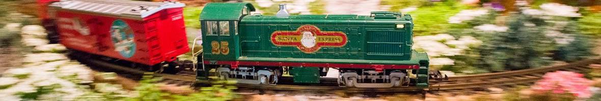Wonderland Express @ Chicago Botanic Garden | Glencoe | Illinois | United States