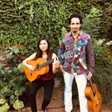 David Chiriboga Spanish Guitar Duo