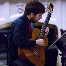 Robert Mayfield, Classical Guitar
