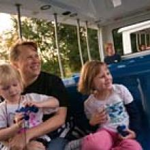 PHOTO: Tram Tour