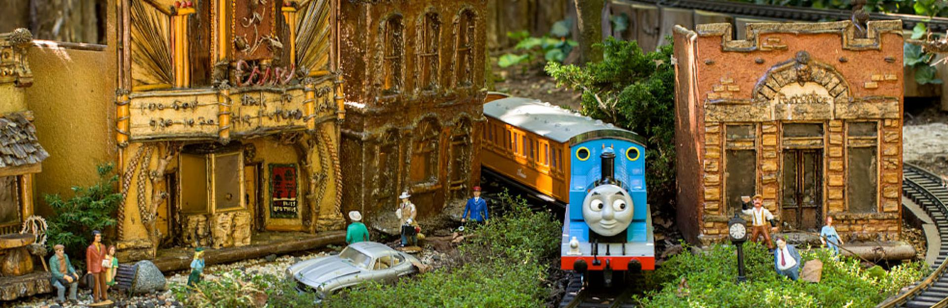 Model Railroad Garden 20th Anniversary