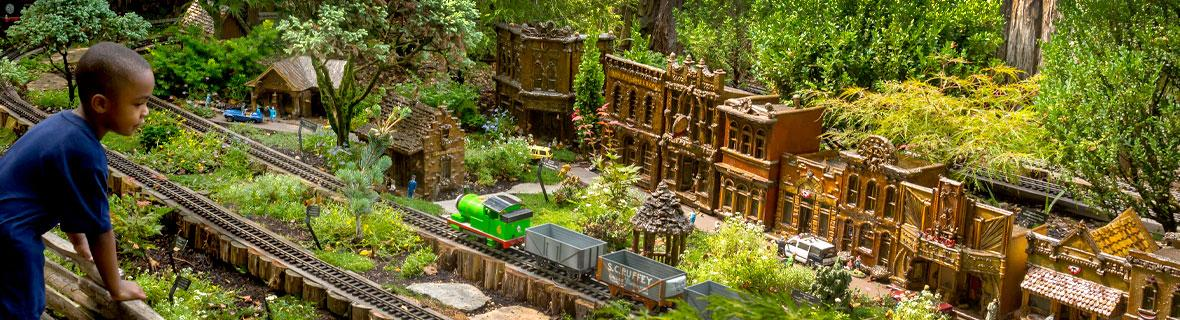 Model Railroad Garden 20th Anniversary