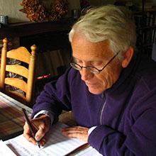 Carillonneur Bernard Winsemius