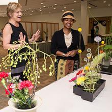 Ikebana International Show