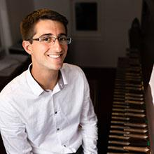 Carillonneur Joey Brink