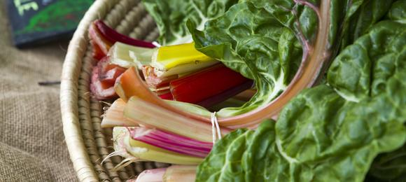 Take home fresh produce from our Farmers' Market.